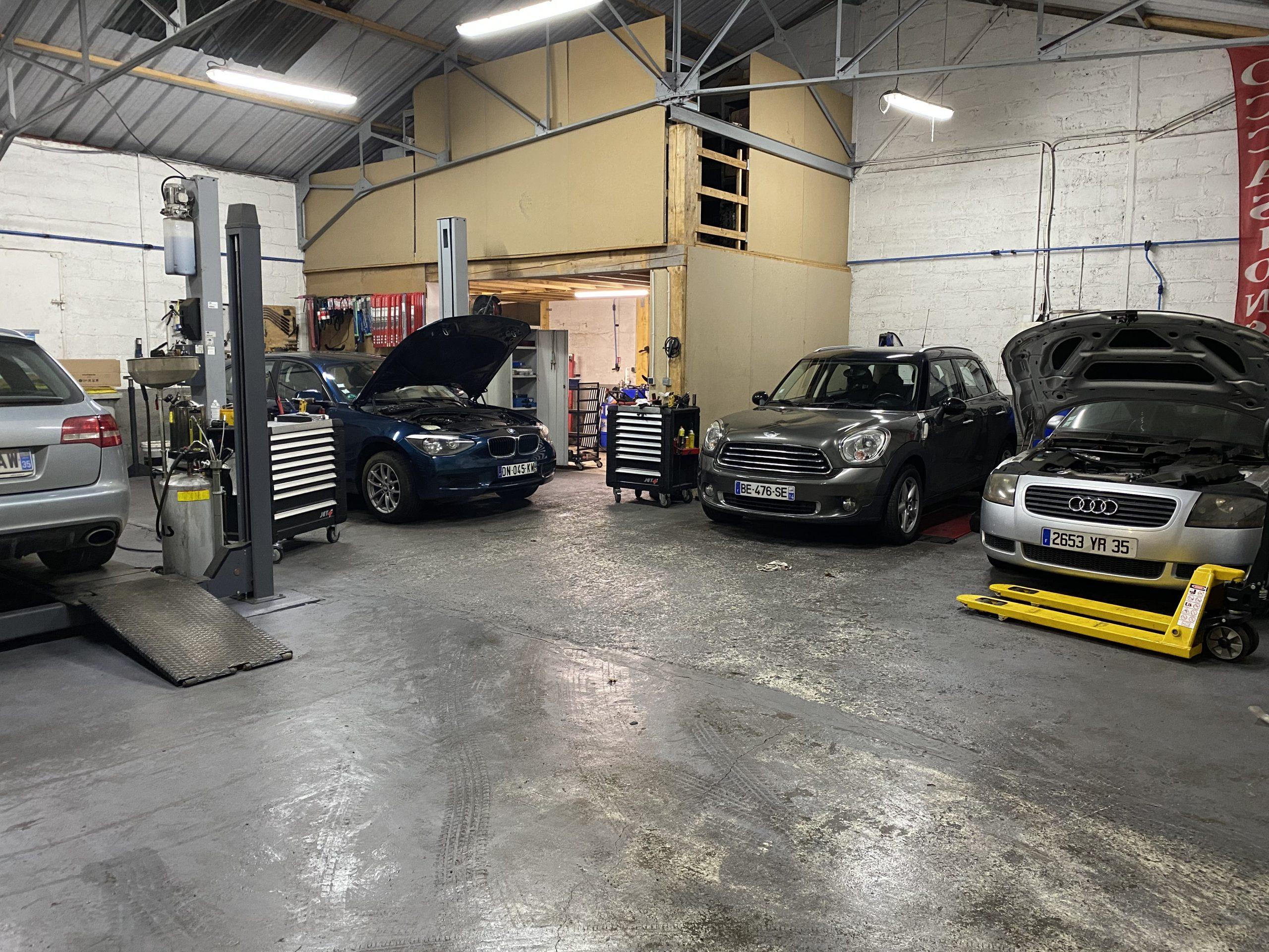 Notre Garage